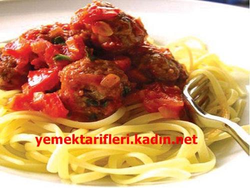 kofteli spagetti
