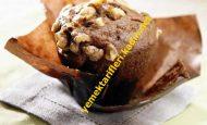 Portakallı Çikolatalı Muffin Tarifi