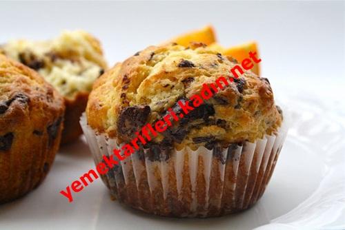 Fındıklı Kahveli Muffin Tarifi