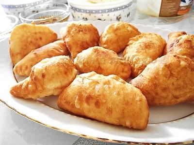 Mayasız Pratik Puf Böreği (Pişi)