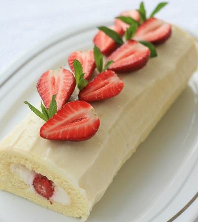 Rulo Yaş Pasta