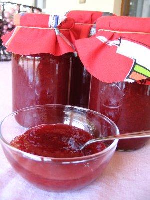 Kızılcık-Marmelatı