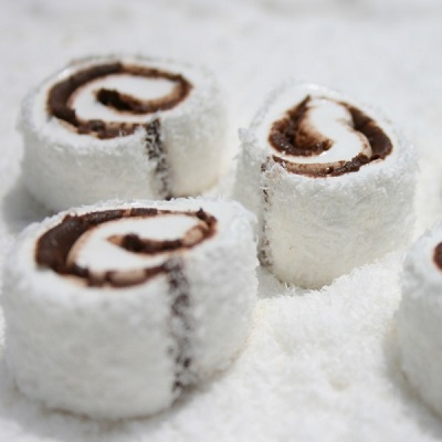 Çikolatalı Lokum Tarifi