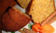 Havuçlu Tarçınlı Kek Tarifi