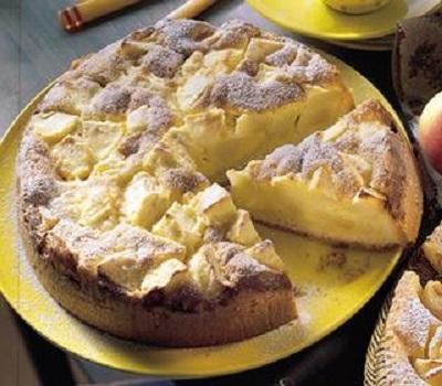 Elmalı Kolay Pasta Tarifi