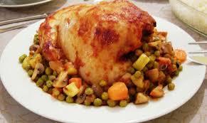 İç Pilavlı Tavuk Dolması Tarifi 2