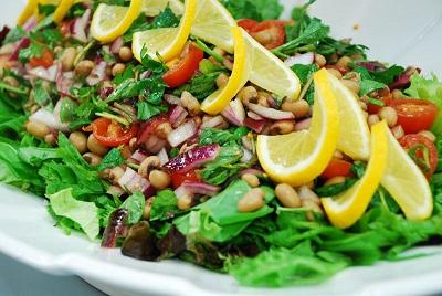 Börülce Salatası Tarifi 2