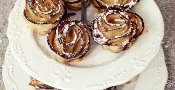 Güllü, Tarçınlı, Elmalı Muffin