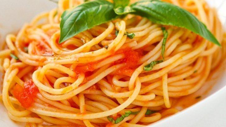 Spagetti Tarifi