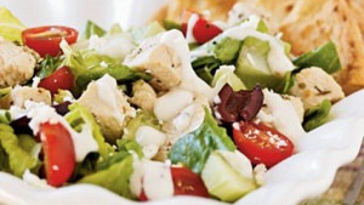 Tavuk Salatası Tarifi