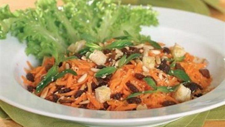 Fıstıklı Salata Tarifi