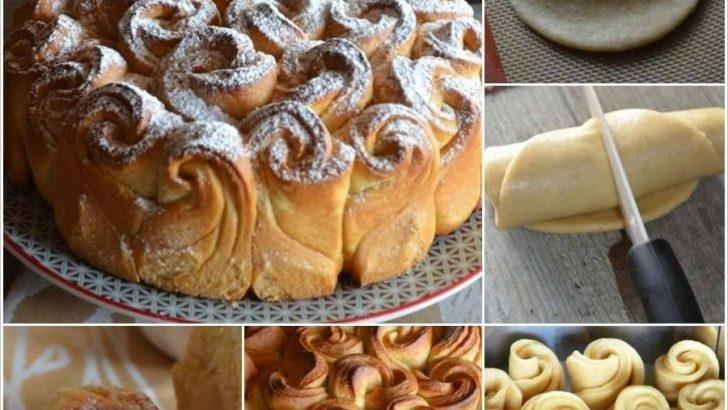 Gül Çöreği Tarifi