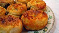 Pirinçli Tavuklu Gül Börek Tarifi