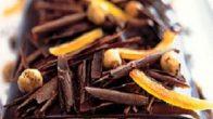 Çikolatalı Portakallı Pasta Tarifi