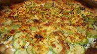 Kabaklı Pizza Tarifi