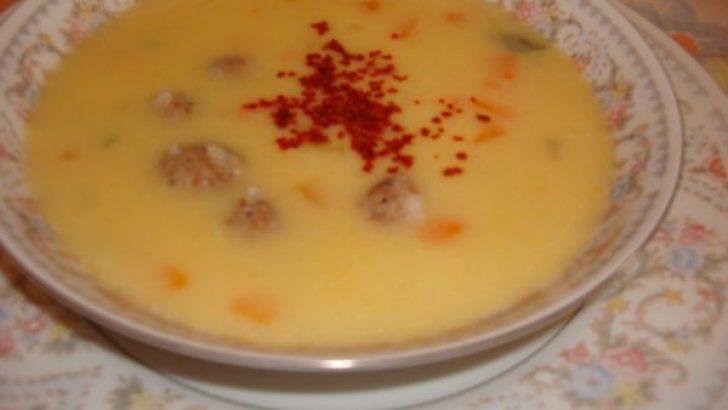 Köfte Çorbası Tarifi