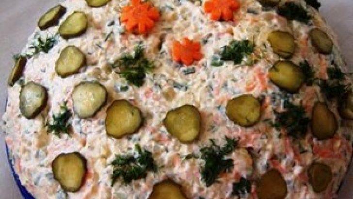 Kubbeli Salata Tarifi