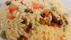 Sebzeli Pirinç Pilav Tarifi