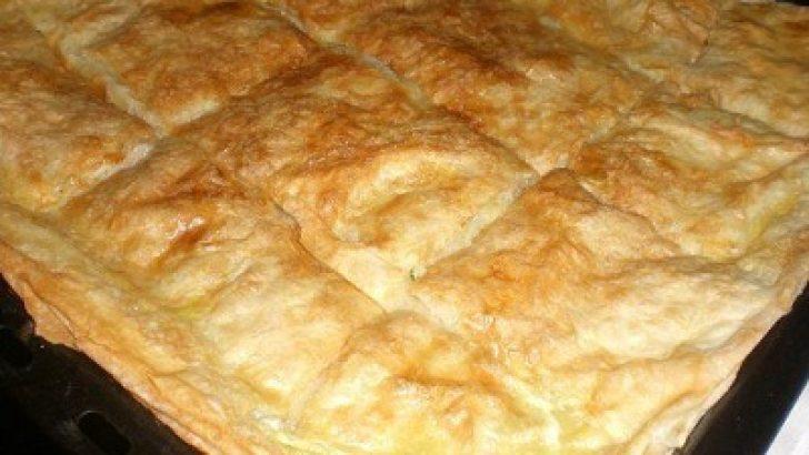 Sodalı Yufka Böreği Tarifi