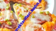Tencere Pizzası Tarifi