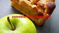Yeşil Elma Tartı Tarifi