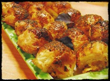 Patlıcanlı Lokma Böreği Tarifi