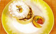 Elmalı Diyet Pasta Tarifi