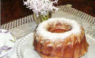 Soğuk Şerbetli Portakal Keki Tarifi