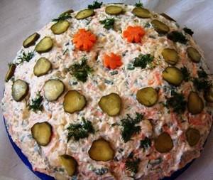 kubbeli salata
