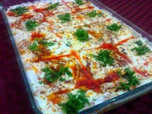 Havuçlu Patates Salatası Tarifi
